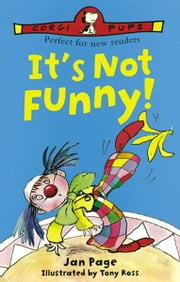 It's Not Funny! ebook by Jan Page