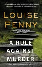 The Murder Stone ebook by Louise Penny