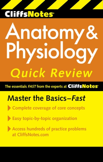 Cliff notes anatomy