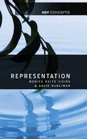 Representation ebook by David Runciman,Monica Brito Vieira