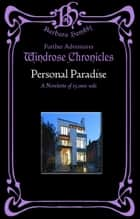 Personal Paradise ebook by Barbara Hambly