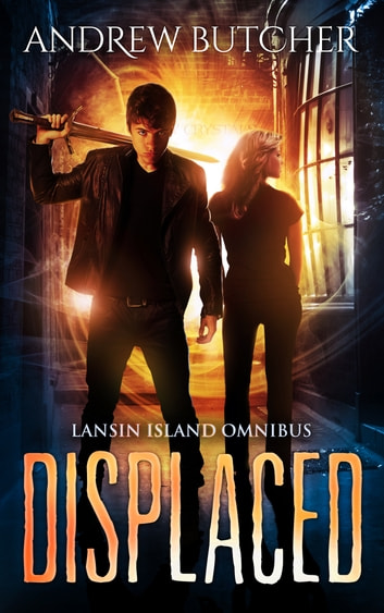 Displaced - Lansin Island Paranormal Mysteries Books 1-3 ebook by Andrew Butcher