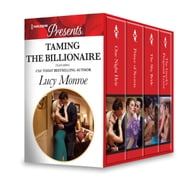 Taming the Billionaire Box Set - One Night Heir\Prince of Secrets\The Shy Bride\The Greek's Pregnant Lover ebook by Lucy Monroe
