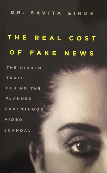 The Real Cost Of Fake News ebook by Savita Ginde