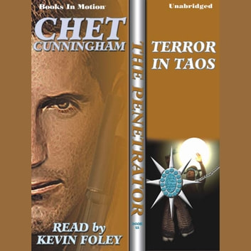 Terror In Taos audiobook by Chet Cunningham