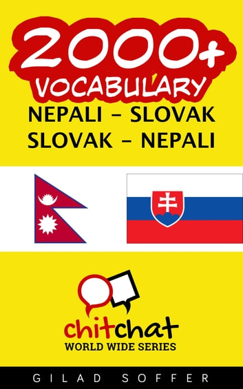 2000+ Vocabulary Nepali - Slovak ebook by Gilad Soffer