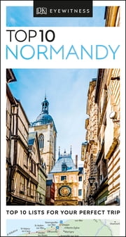 Top 10 Normandy ebook by DK Travel