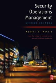 Security Operations Management ebook by Robert McCrie