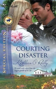 Courting Disaster ebook by Kathleen O'Reilly