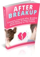 After Breakup ebook by Jack White