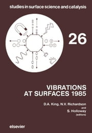 Vibrations At Surfaces 1985 ebook by Richardson, N.V.