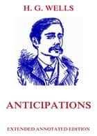 Anticipations ebook by H. G. Wells