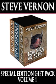 Steve Vernon's Special Edition Gift Pack ebook by Steve Vernon