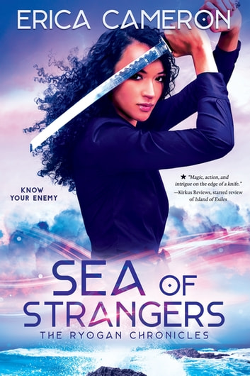 Sea of Strangers ebook by Erica Cameron