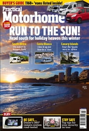 Practical Motorhome - Issue# 183 - Frontline magazine