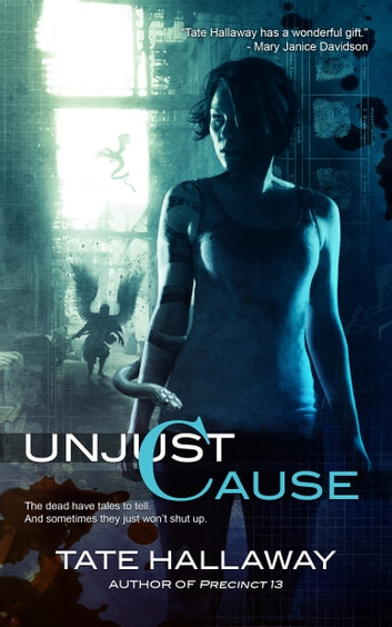 Unjust Cause ebook by Tate Hallaway
