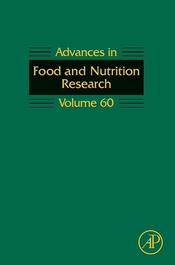 Advances in Food and Nutrition Research ebook by Steve Taylor