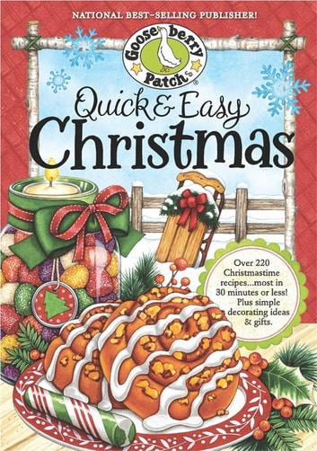 Quick & Easy Christmas ebook by Gooseberry Patch
