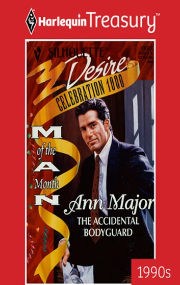 The Accidental Bodyguard ebook by Ann Major