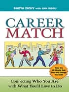 Career Match ebook by Shoya Zichy,Ann Bidou