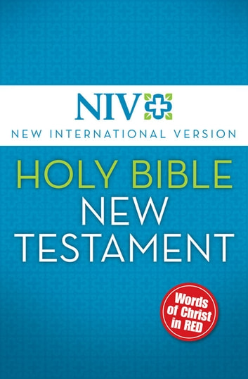 NIV, Holy Bible, New Testament, eBook, Red Letter Edition ebook by Zondervan