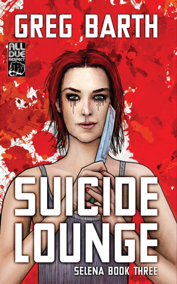 Suicide Lounge ebook by Greg Barth