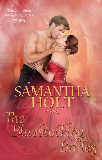 The Bluestocking Brides ebook by Samantha Holt