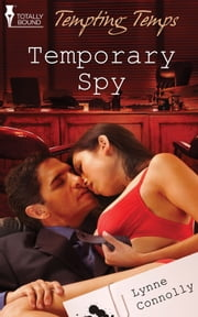 Temporary Spy ebook by Lynne Connolly