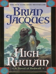 High Rhulain ebook by Brian Jacques