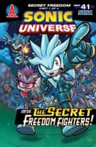 Sonic Universe #41 ebook by Tracy Yardley!, Jim Amash, Jack Morelli, Steve Downer
