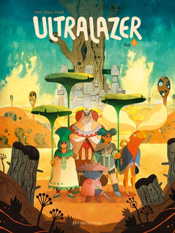 Ultralazer T02 eBook by Pauline Giraud,Maxence Henry,Yvan Duque
