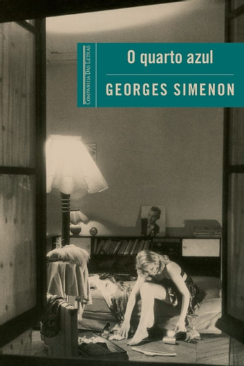 O quarto azul ebook by Georges Simenon