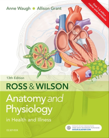 Ross Wilson Anatomy And Physiology In Health Illness E Book Ebook By Anne