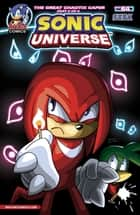 Sonic Universe #64 ebook by Ian Flynn,Tracy Yardley!,Jack Morelli,Jim Amash,Matt Herms