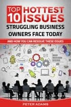 Top 10 Hottest Issues Struggling Business Owners Face Today in 2017 ebook by Peter Adams