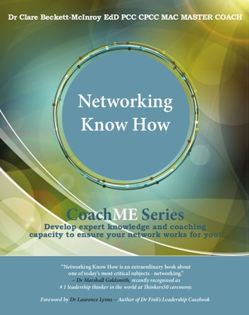 CoachME - Networking Know How ebook by Dr Clare Beckett-McInroy