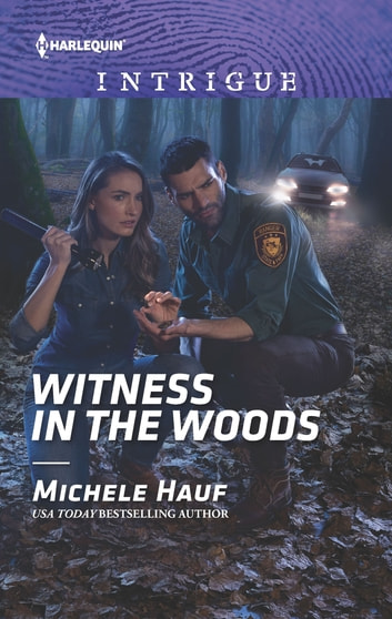 Witness in the Woods ebook by Michele Hauf