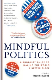 Mindful Politics - A Buddhist Guide to Making the World a Better Place ebook by