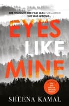 Eyes Like Mine - As dark and gripping as THE GIRL WITH THE DRAGON TATTOO ebook by Sheena Kamal