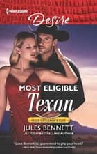 Most Eligible Texan 電子書 by Jules Bennett