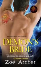 Demon's Bride ebook by Zoe Archer