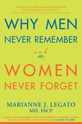 Why Men Never Remember and Women Never Forget ebook by Marianne J. Legato, Laura Tucker