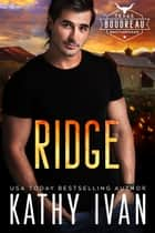 Ridge ebook by Kathy Ivan