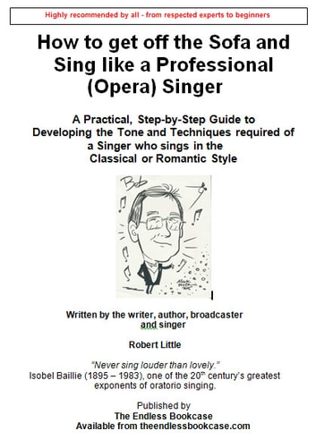 how to sing like an opera singer