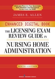 Enhanced Digital Licensing Exam Review G ebook by James E. Allen, PhD, MSPH,...