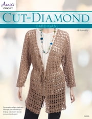 Cut-Diamond Cardigan ebook by Annie's