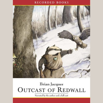 Outcast of Redwall audiolibro by Brian Jacques