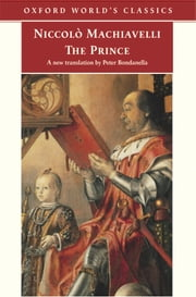 The Prince ebook by Niccol� Machiavelli,Peter Bondanella,Maurizio Viroli