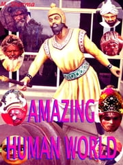AMAZING HUMAN WORLD ebook by M. sharma
