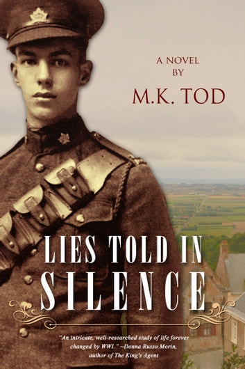 Lies Told In Silence ebook by M. K. Tod